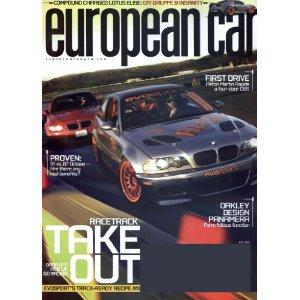 International Subscription Of European Car Magazine