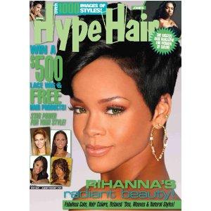 International subscription of Hype Hair magazine