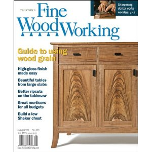 International Subscription Of Fine Woodworking Magazine